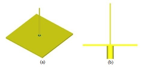 AWR AXIEM - Modeling and Simulating a Monopole Antenna Over
